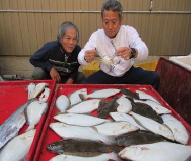 奥村釣船の2018年11月27日(火)3枚目の写真