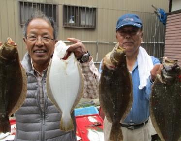 奥村釣船の2018年11月28日(水)1枚目の写真