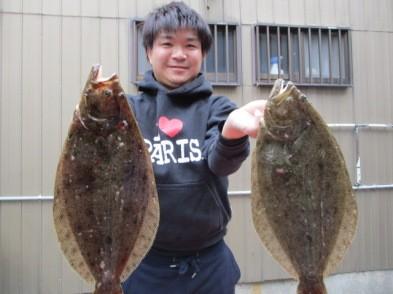 奥村釣船の2018年11月28日(水)2枚目の写真