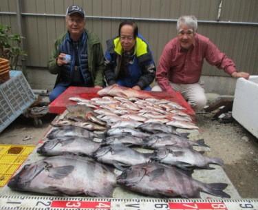 奥村釣船の2018年11月28日(水)3枚目の写真