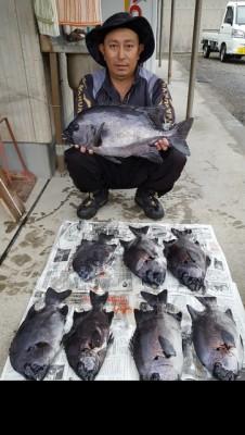 乙島丸の2018年11月12日(月)1枚目の写真