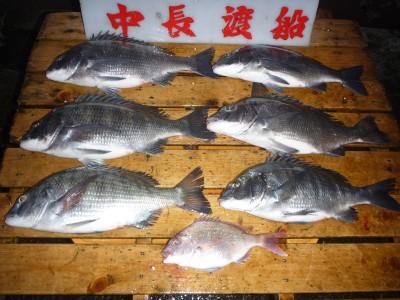 中長渡船の2018年11月29日(木)1枚目の写真