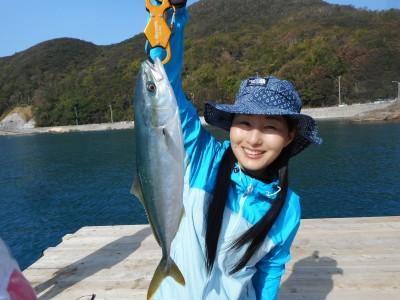 由良海つり公園&釣堀ランドの2018年11月30日(金)1枚目の写真