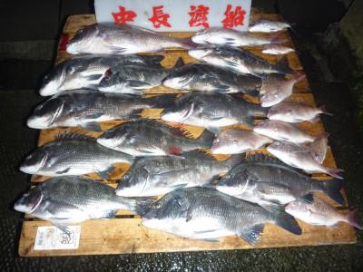 中長渡船の2018年11月30日(金)1枚目の写真