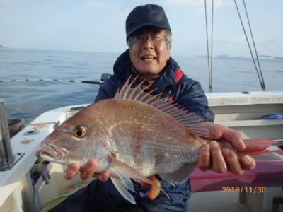 秀吉丸の2018年11月30日(金)1枚目の写真