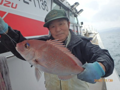 秀吉丸の2018年11月30日(金)3枚目の写真