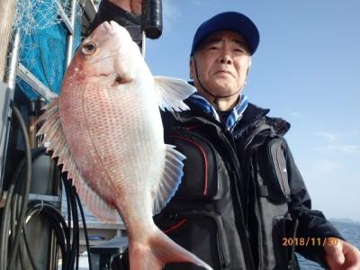 秀吉丸の2018年11月30日(金)4枚目の写真