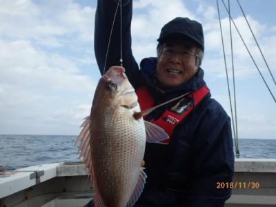 秀吉丸の2018年11月30日(金)5枚目の写真