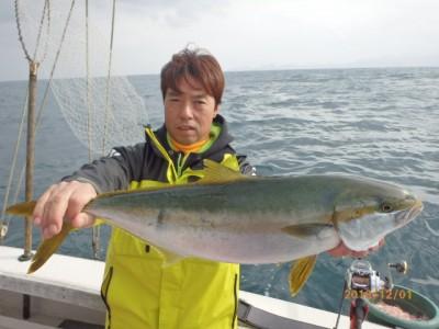 秀吉丸の2018年12月1日(土)1枚目の写真