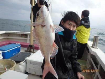 秀吉丸の2018年12月1日(土)2枚目の写真