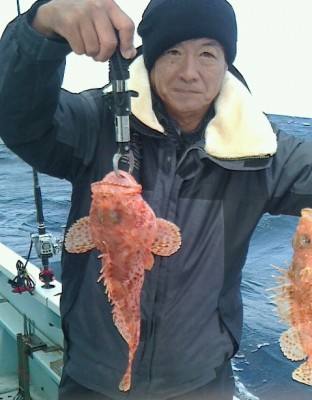 鈴茂丸の2018年12月2日(日)1枚目の写真