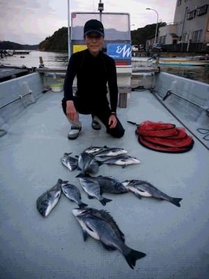 永田渡船の2018年12月2日(日)1枚目の写真