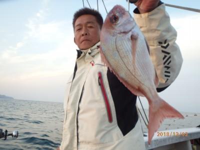 秀吉丸の2018年12月2日(日)1枚目の写真