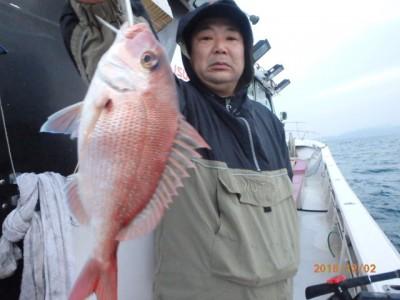 秀吉丸の2018年12月2日(日)2枚目の写真