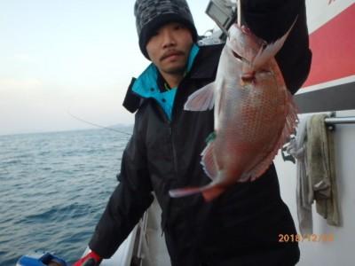 秀吉丸の2018年12月2日(日)3枚目の写真