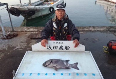 坂田渡船の2018年11月24日(土)4枚目の写真