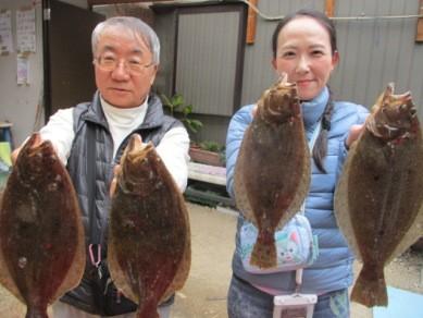 奥村釣船の2018年12月4日(火)1枚目の写真