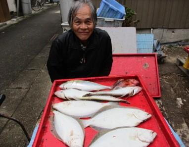 奥村釣船の2018年12月4日(火)3枚目の写真