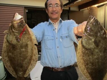 奥村釣船の2018年12月5日(水)3枚目の写真