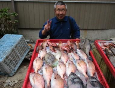 奥村釣船の2018年12月6日(木)1枚目の写真