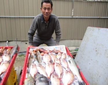 奥村釣船の2018年12月6日(木)2枚目の写真