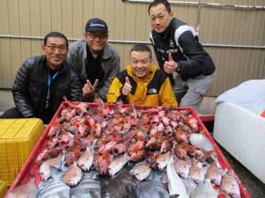奥村釣船の2018年12月7日(金)1枚目の写真