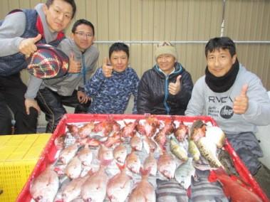 奥村釣船の2018年12月7日(金)2枚目の写真