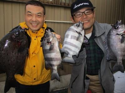 奥村釣船の2018年12月7日(金)3枚目の写真
