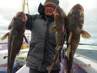 第十五隆栄丸の2018年12月8日(土)3枚目の写真