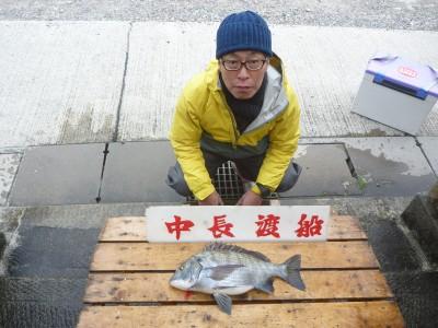 中長渡船の2018年12月8日(土)2枚目の写真