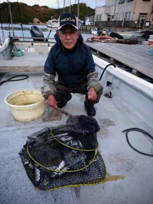 永田渡船の2018年12月10日(月)1枚目の写真