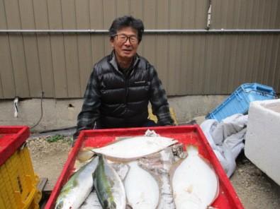 奥村釣船の2018年12月11日(火)3枚目の写真