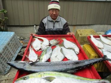 奥村釣船の2018年12月11日(火)4枚目の写真