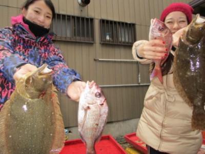 奥村釣船の2018年12月12日(水)1枚目の写真