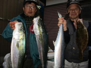奥村釣船の2018年12月12日(水)2枚目の写真