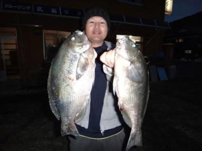 丸銀釣りセンターの2018年11月21日(水)1枚目の写真