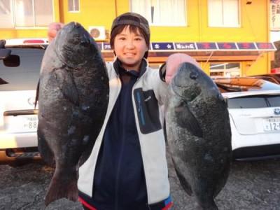 丸銀釣りセンターの2018年11月23日(金)1枚目の写真