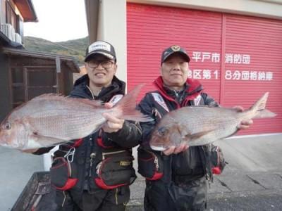 丸銀釣りセンターの2018年11月23日(金)4枚目の写真