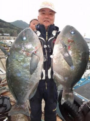 丸銀釣りセンターの2018年11月26日(月)3枚目の写真