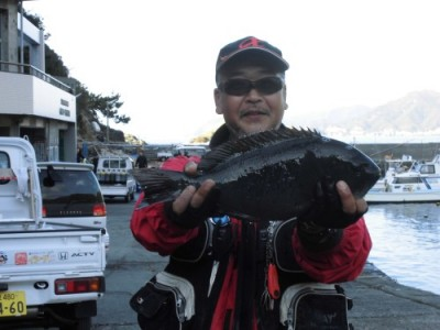 磯釣佐市丸の2018年12月15日(土)1枚目の写真