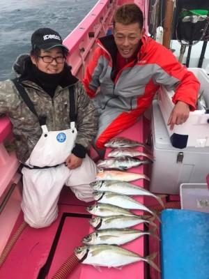 第八幸松丸の2018年12月15日(土)4枚目の写真