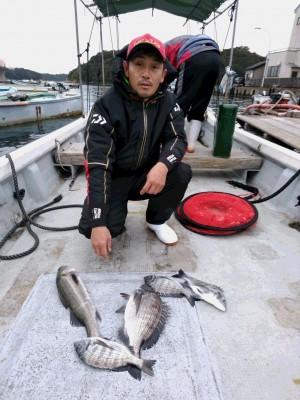 永田渡船の2018年12月16日(日)1枚目の写真