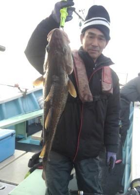 佐々木釣具店 平進丸の2018年12月16日(日)1枚目の写真