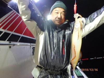 秀吉丸の2018年12月16日(日)2枚目の写真