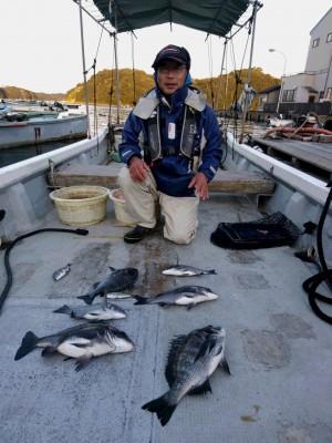 永田渡船の2018年12月18日(火)1枚目の写真