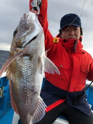 長栄丸の2018年12月18日(火)1枚目の写真