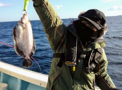 佐々木釣具店 平進丸の2018年12月19日(水)1枚目の写真