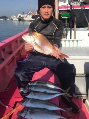第八幸松丸の2018年12月21日(金)3枚目の写真