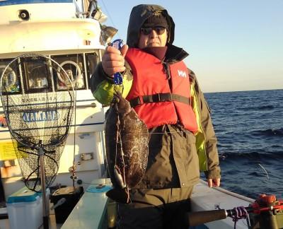 佐々木釣具店 平進丸の2018年12月22日(土)1枚目の写真