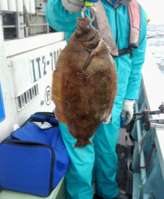 佐々木釣具店 平進丸の2018年12月22日(土)2枚目の写真